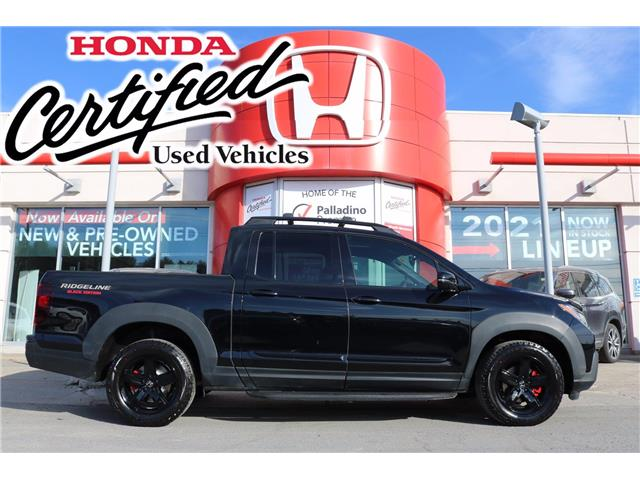 2019 Honda Ridgeline Black Edition (Stk: 23162A) in Greater Sudbury - Image 1 of 37