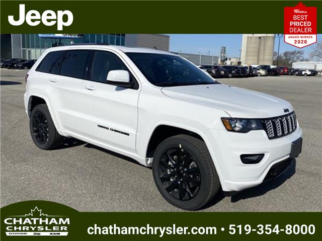 2021 Jeep Grand Cherokee Laredo (Stk: N05019) in Chatham - Image 1 of 18