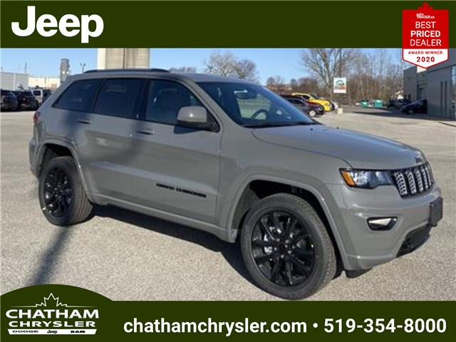 2021 Jeep Grand Cherokee Laredo (Stk: N05011) in Chatham - Image 1 of 18