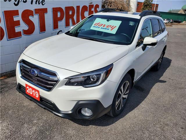 2019 Subaru Outback 3.6R Limited (Stk: 21-120) in Oshawa - Image 1 of 18