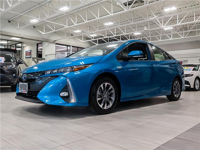 2021 Toyota Prius Prime  (Stk: 17005) in Waterloo - Image 1 of 19