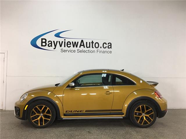 2017 Volkswagen Beetle DUNE (Stk: 37730W) in Belleville - Image 1 of 28