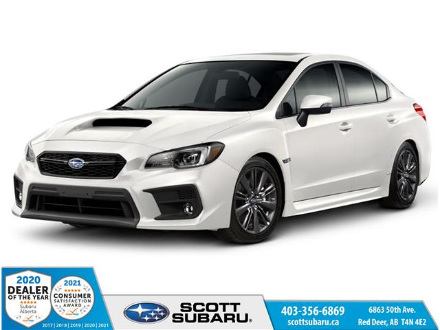 2021 Subaru WRX Sport (Stk: 800872) in Red Deer - Image 1 of 2