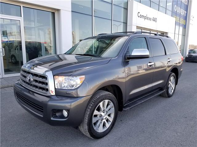 2017 Toyota Sequoia Limited 5.7L V8 (Stk: E0501) in Laval - Image 1 of 15