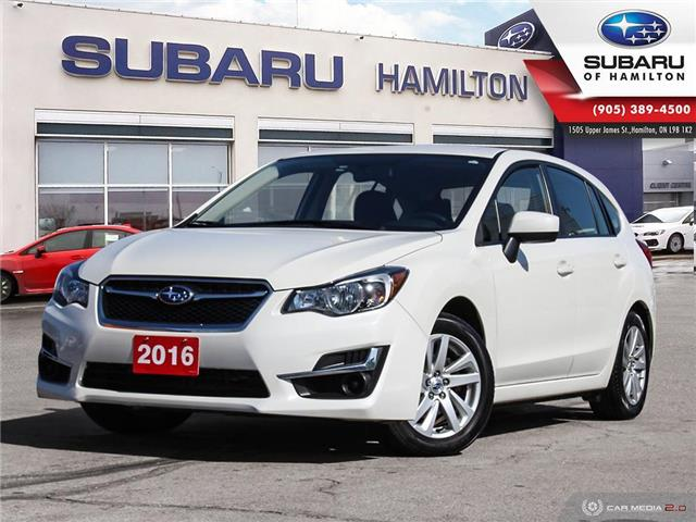2016 Subaru Impreza 2.0i Touring Package (Stk: S8784B) in Hamilton - Image 1 of 28
