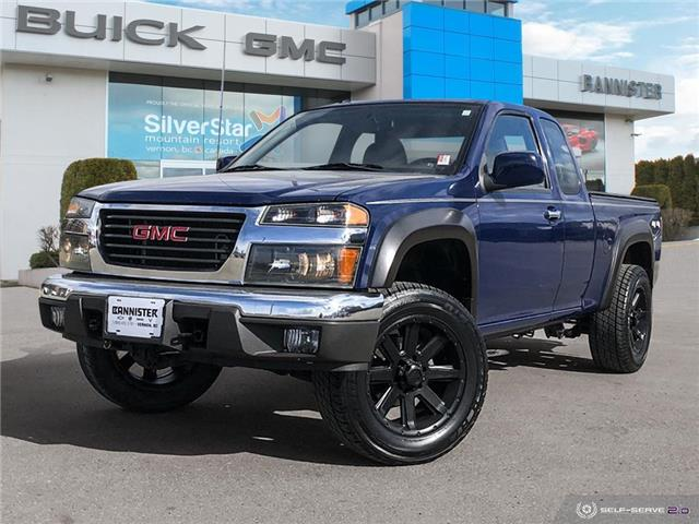 2010 GMC Canyon SLE (Stk: 21257A) in Vernon - Image 1 of 26