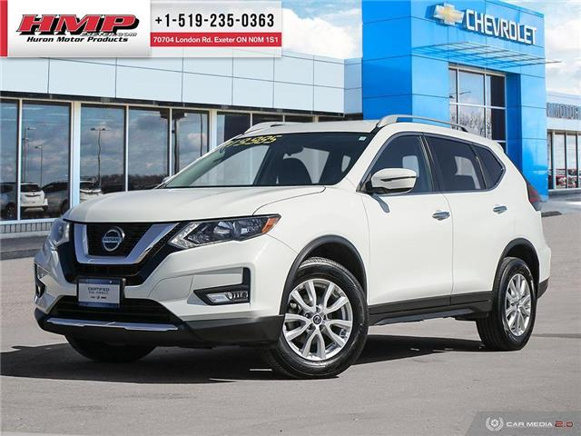 2018 Nissan Rogue S (Stk: 90108) in Exeter - Image 1 of 27