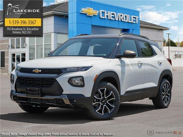 2021 Chevrolet TrailBlazer ACTIV (Stk: T1141) in Kincardine - Image 1 of 23