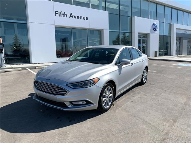 2017 Ford Fusion SE (Stk: 21148A) in Calgary - Image 1 of 26