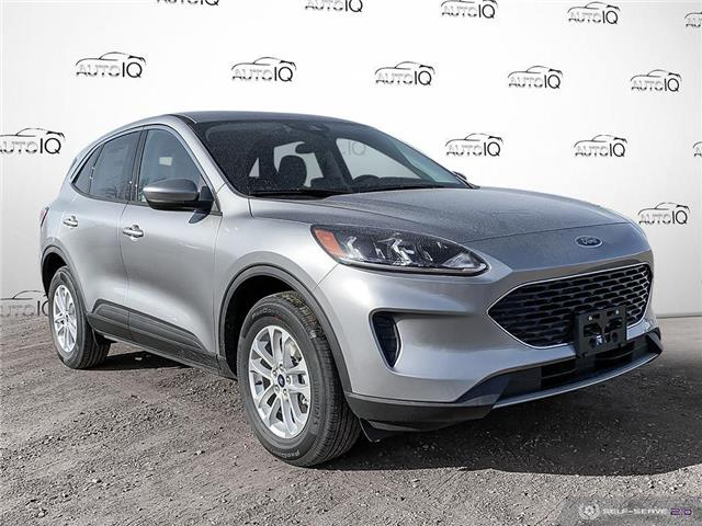 2021 Ford Escape SE Silver