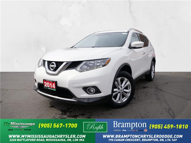 2014 Nissan Rogue SV (Stk: 20049B) in Mississauga - Image 1 of 25