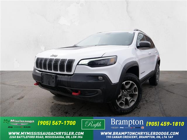 2020 Jeep Cherokee Trailhawk (Stk: 1358) in Mississauga - Image 1 of 23