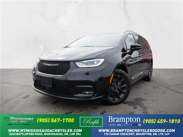2021 Chrysler Pacifica Limited (Stk: 21144A) in Mississauga - Image 1 of 29
