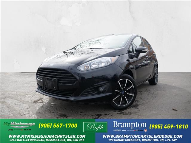 2019 Ford Fiesta SE (Stk: 1355) in Mississauga - Image 1 of 22