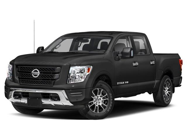 2021 Nissan TITAN CC SV 3CCG81 (Stk: M225) in Timmins - Image 1 of 9