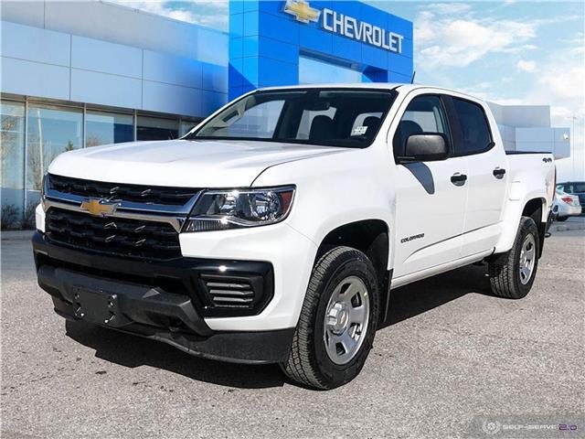 2021 Chevrolet Colorado WT (Stk: G21518) in Winnipeg - Image 1 of 25