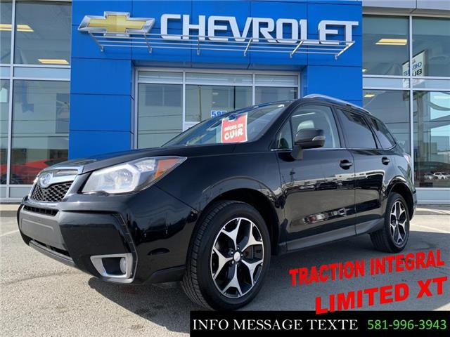 2015 Subaru Forester 2.0XT Touring (Stk: X8463) in Ste-Marie - Image 1 of 30