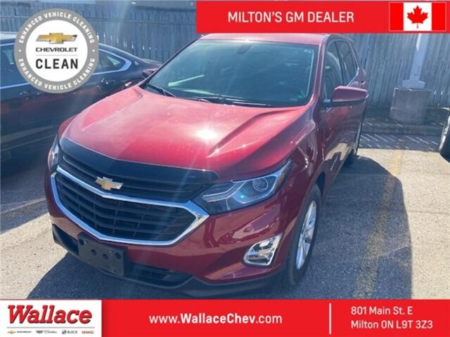 2018 Chevrolet Equinox LT (Stk: PL5372) in Milton - Image 1 of 1