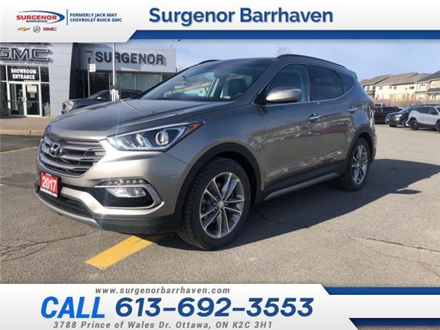 2017 Hyundai Santa Fe Sport 2.0T SE (Stk: A1818A) in Ottawa - Image 1 of 27