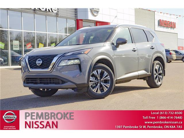 2021 Nissan Rogue SV (Stk: 21046) in Pembroke - Image 1 of 30