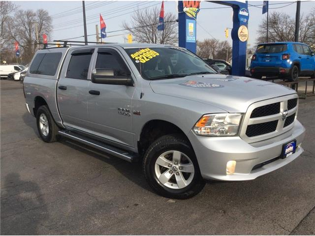 2018 RAM 1500 ST (Stk: A9460) in Sarnia - Image 1 of 30
