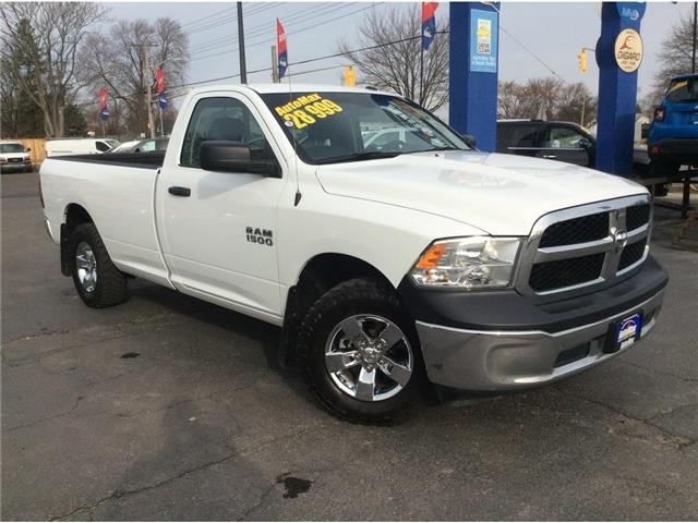 2017 RAM 1500 ST (Stk: A9459) in Sarnia - Image 1 of 30