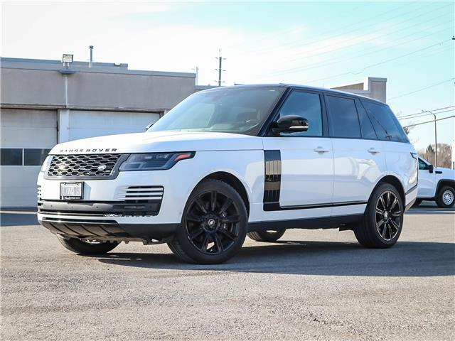 2019 Land Rover Range Rover 5.0L V8 Supercharged (Stk: 49635) in Ottawa - Image 1 of 30