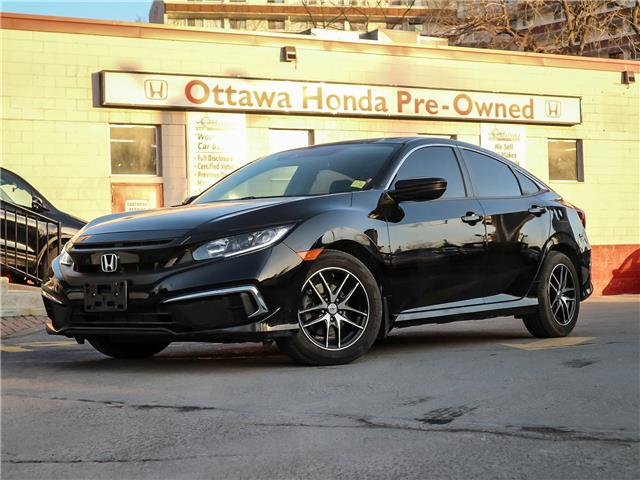 2019 Honda Civic LX (Stk: H89110) in Ottawa - Image 1 of 26