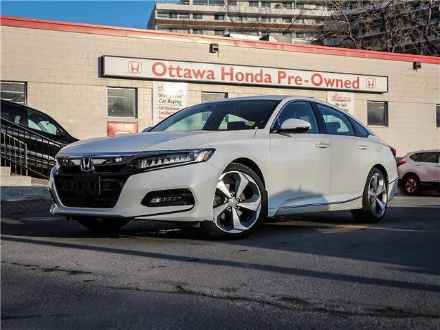 2018 Honda Accord Touring (Stk: H89130) in Ottawa - Image 1 of 29
