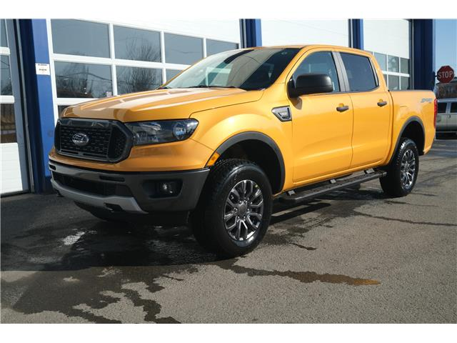 2021 Ford Ranger  (Stk: 2101810) in Ottawa - Image 1 of 17