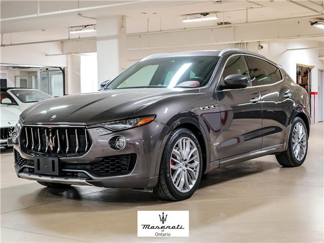 2018 Maserati Levante GranSport (Stk: MU0064) in Vaughan - Image 1 of 30