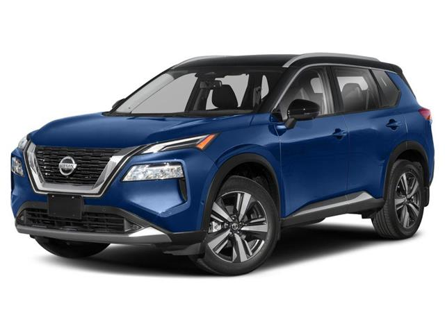 2021 Nissan Rogue Platinum (Stk: 21R113) in Newmarket - Image 1 of 9