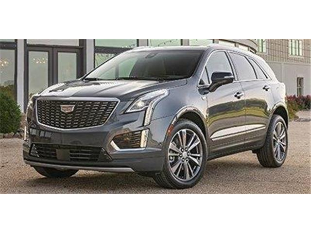 2021 Cadillac XT5 Premium Luxury (Stk: D21250) in Hanover - Image 1 of 1