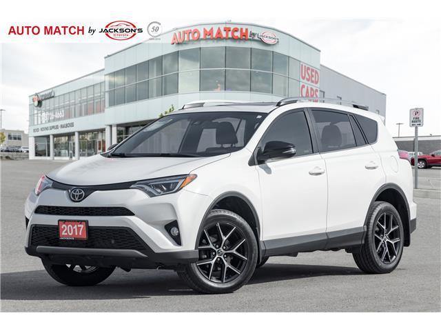 2017 Toyota RAV4 SE (Stk: U0870) in Barrie - Image 1 of 22