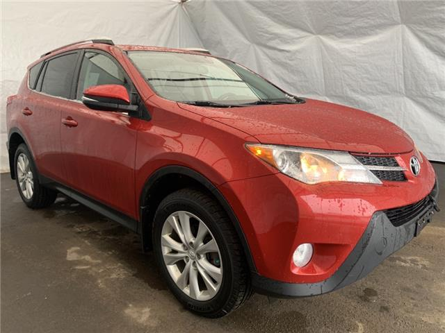 2015 Toyota RAV4 Limited (Stk: IU2246) in Thunder Bay - Image 1 of 26