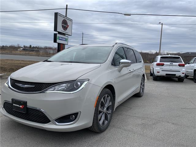 2017 Chrysler Pacifica Limited (Stk: 66901) in Sudbury - Image 1 of 19