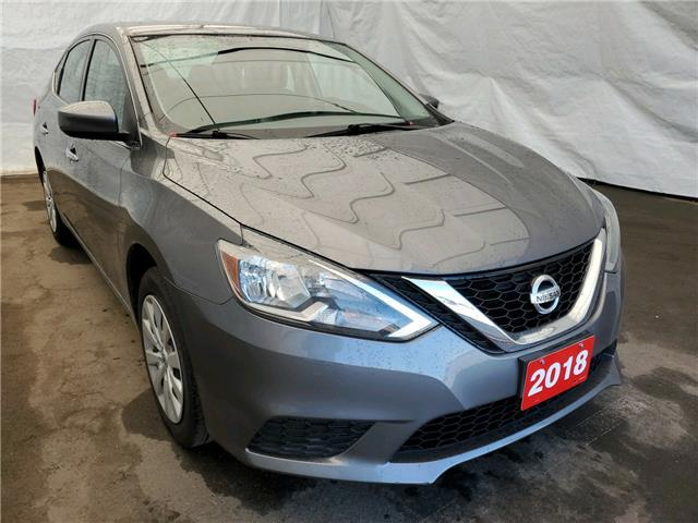 2018 Nissan Sentra 1.8 S (Stk: 17429A) in Thunder Bay - Image 1 of 12
