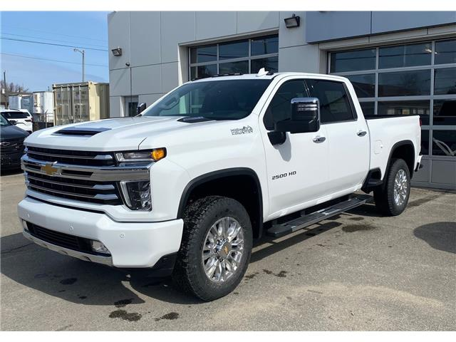 2021 Chevrolet Silverado 2500HD High Country (Stk: 21195) in Sioux Lookout - Image 1 of 13
