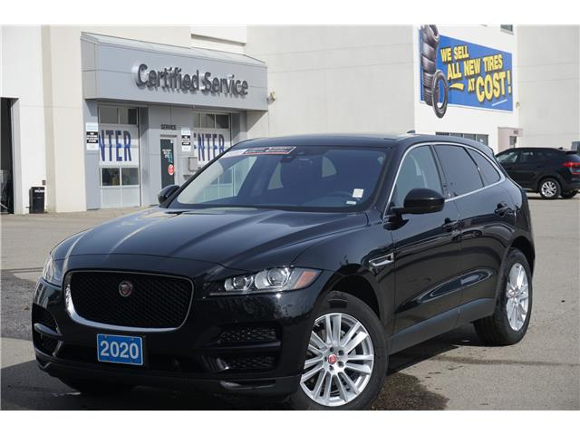 2020 Jaguar F-PACE 25t Prestige (Stk: P3679) in Salmon Arm - Image 1 of 28