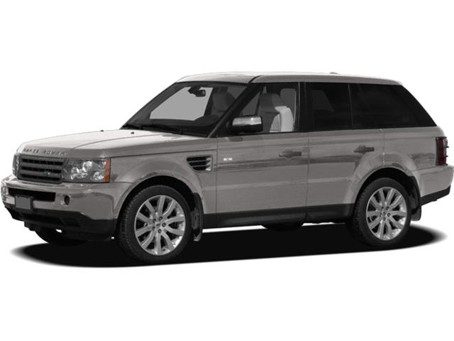 2009 Land Rover Range Rover Sport HSE (Stk: J21010-1) in Brandon - Image 1 of 2