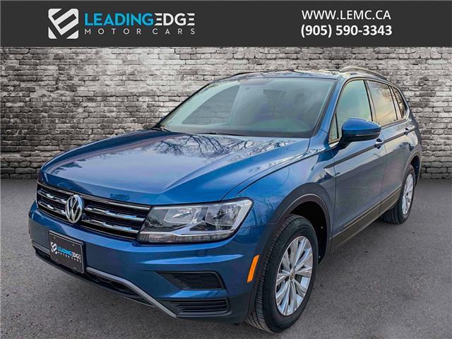 2019 Volkswagen Tiguan Trendline (Stk: 18575) in King - Image 1 of 15