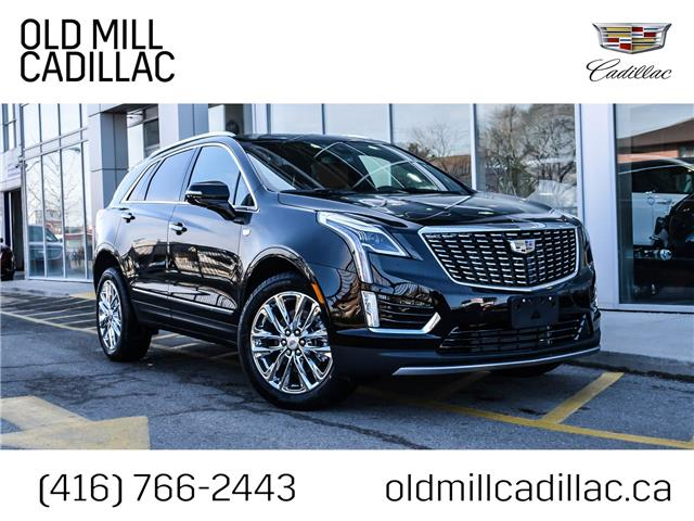2021 Cadillac XT5 Premium Luxury (Stk: MZ184451) in Toronto - Image 1 of 27