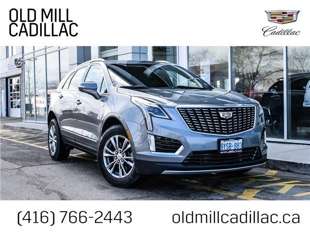 2021 Cadillac XT5 Premium Luxury (Stk: MZ143272) in Toronto - Image 1 of 28