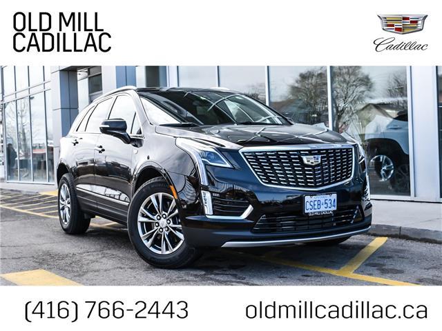 2021 Cadillac XT5 Premium Luxury (Stk: MZ126091) in Toronto - Image 1 of 28