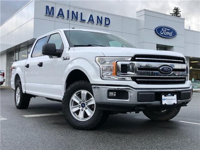 2018 Ford F-150 XLT (Stk: P59480) in Vancouver - Image 1 of 30