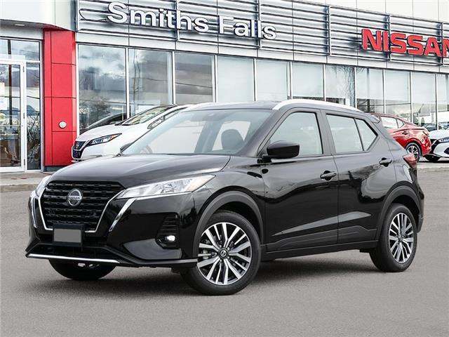 2021 Nissan Kicks SV (Stk: 21-092) in Smiths Falls - Image 1 of 23