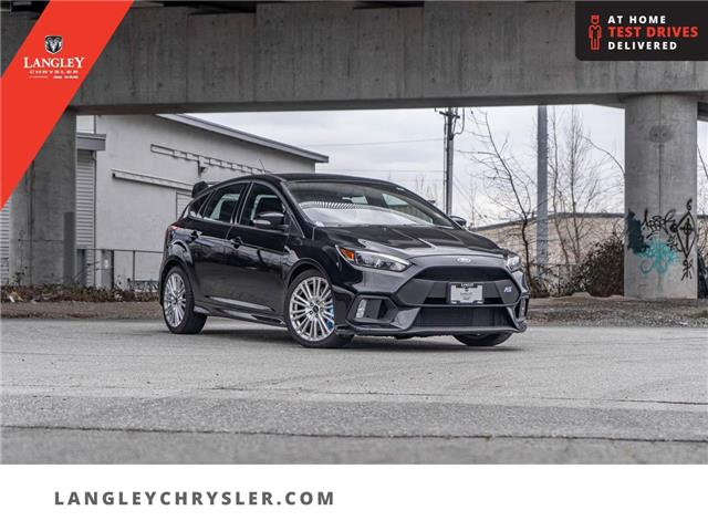 2017 Ford Focus RS Base (Stk: M567830A) in Surrey - Image 1 of 26