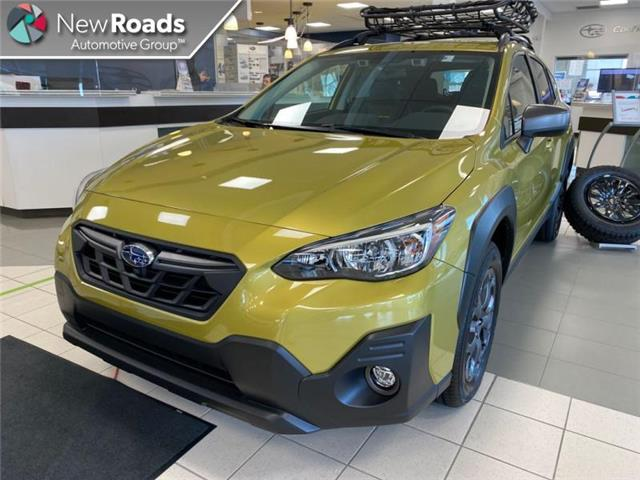2021 Subaru Crosstrek Outdoor (Stk: S21169) in Newmarket - Image 1 of 21