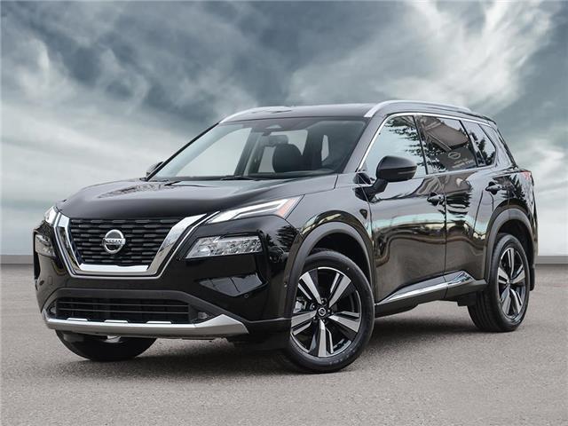 2021 Nissan Rogue Platinum (Stk: 11858) in Sudbury - Image 1 of 23