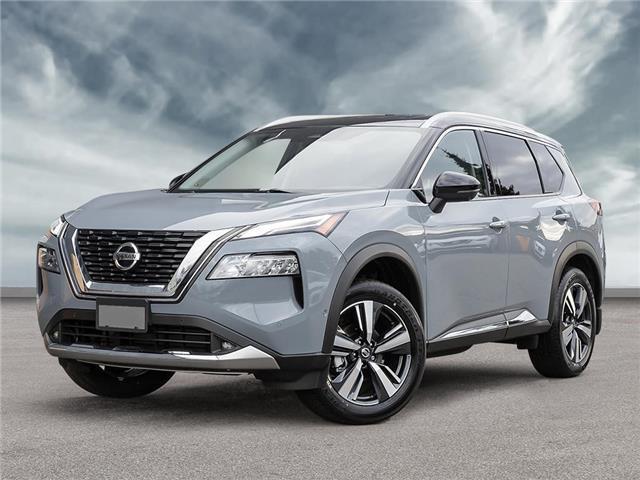 2021 Nissan Rogue Platinum (Stk: 11855) in Sudbury - Image 1 of 23
